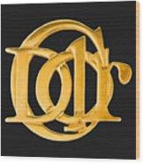 Dior Jewelry-1 Wood Print