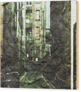 Discounted Memory Wood Print