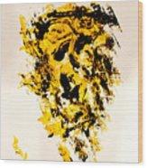 Disfhoria Wood Print