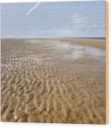 Distant Horizon Wood Print