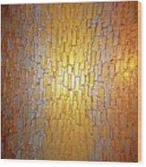 Divided Light Wood Print