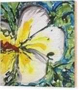 Divine Blooms-21167 Wood Print
