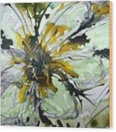Divine Blooms-21170 Wood Print
