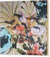 Divine Blooms-21171 Wood Print