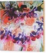 Divine Blooms-21175 Wood Print