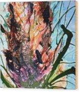 Divine Blooms-21177 Wood Print