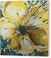 Divine Blooms-21179 Wood Print