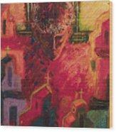 Divine Love - Bgdil Wood Print