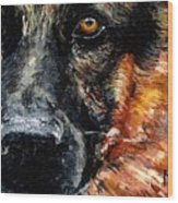 Dixie Wood Print