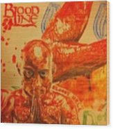 Dmx - Flesh Of My Flesh, Blood Of My Blood Wood Print