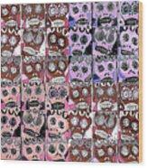 Dod Art 123bgt Wood Print