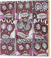Dod Art 123i Wood Print