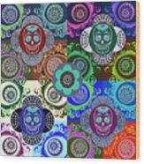 Dod Art 123jook Wood Print