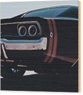 Dodge Charger - 04 Wood Print