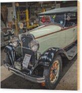 Dodge Da Tourer Wood Print