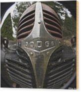 Dodge Truck Nose Wood Print