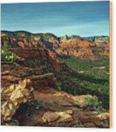 Doe Mountain Trail 60 Wood Print