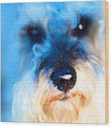 Dog 2 . Photo Artwork Wood Print