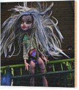 Doll X2 Wood Print