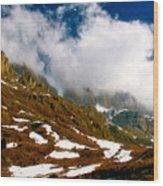 Dolomites 2 Wood Print