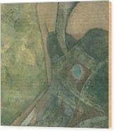 Dolores Wood Print