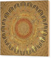 Dome Wood Print