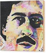 Don Pablo Wood Print