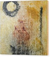 Don Quixote - Dc Boutwell Wood Print