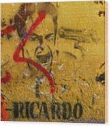 Don-ricardo Wood Print