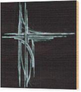 Doodle 5600 Explored Wood Print