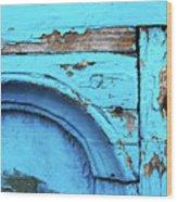 Door II Wood Print