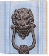 Door Knobs Of The World 38 Wood Print
