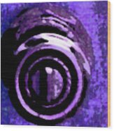 Doorknob 2 Wood Print