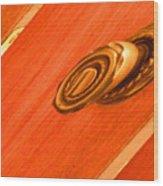 Doorknob 3-1 Wood Print