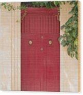Doors Of The World 79 Wood Print