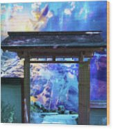 Doorway To Heaven Wood Print