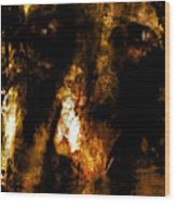 Dorian Gray Wood Print