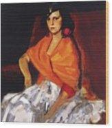 Dorita 1923 Wood Print
