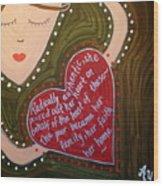 Dorothy Day Wood Print