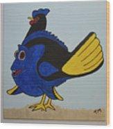 Dory Wood Print