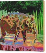 Dottie Wood Print