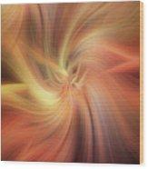 Doubled Vibrations Of Light Wood Print