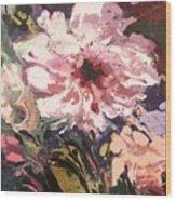 Douceur Wood Print