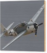 Grummantbf Avenger 2011 Chino Planes Of Fame Wood Print