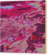 Dp Stone Impressions 11 Wood Print