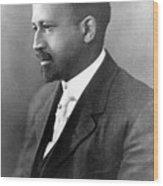 Dr. W.e.b. Du Bois, African American Wood Print
