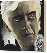 Draco Wood Print