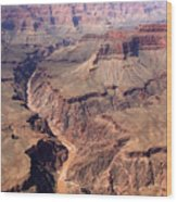 Dragon Corridor Grand Canyon Wood Print