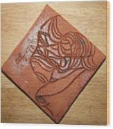 Dramaqueen 3 - Tile Wood Print