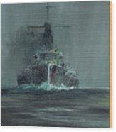 Dreadnought 1907 Wood Print